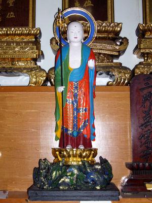 桐盛院の仏像群 - 導き地蔵尊